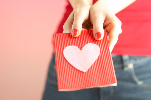 Carta de Amor - Mundo das Mensagens